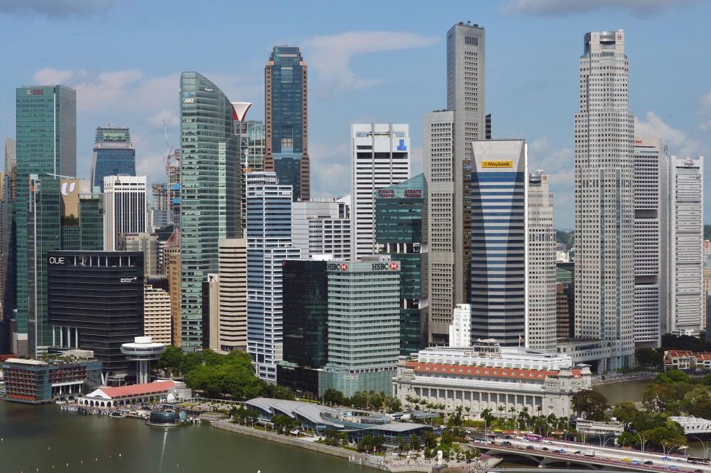 Singapore prestigious district