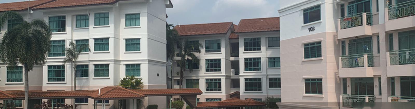 Changi Court Condo – For Rent